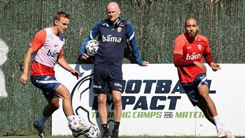 Etter det Nettavisen erfarer kommer Marius Lode til å starte onsdagens landskamp mot Gibraltar.