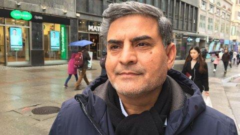 Daglig leder i Internasjonal helse- og sosialgruppe (IHSG), Tayyab Choudri, har selv avlyst sin påsketur til Pakistan og ber andre gjøre det samme.
