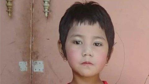 Khin Myo Chit (7) ble skutt og drept i sitt eget hjem av sikkerhetspoliti i Myanmar tirsdag denne uken.