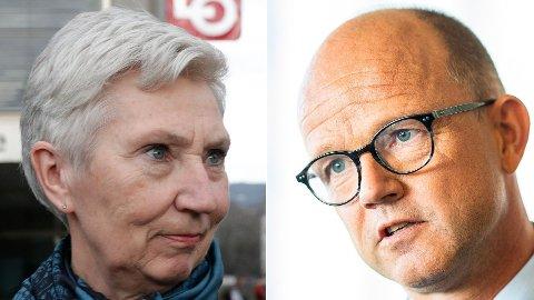 STILLER LO-leder Peggy Hessen Følsvik og NHO-sjef Ole Erik Almlid vil være til stede.