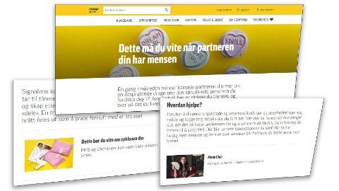 VEKKER REAKSJONER: Ordbruken i en nylig publisert artikkel på Coop Prix sine nettsider vekker reaksjoner. Artikkelen er nå tatt vekk fra sidene.