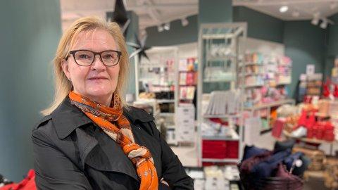 SJEF: Kjersti Hobøl er sjef i Nille foto: Halvor Ripegutu