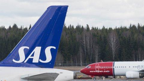 LEGGE NED: Grønn Ungdom vil stanse alle flyruter mellom de fire største byene i Norge.