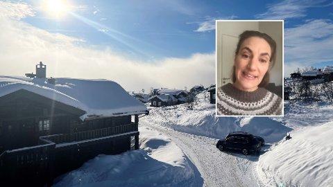 Cathinka Devor Lunde måtte lufte frustrasjonen sin på Facebook etter hårreisende tilbakemeldinger om vaksineprioriteringer.