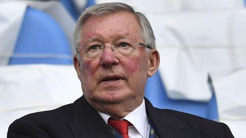 NY DOKUMENTAR: Sir Alex Ferguson er aktuell med en ny dokumentar om hans lange liv som Manchester United-manager.