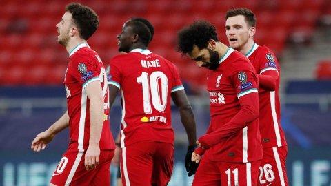 VIDERE I CHAMPIONS LEAGUE: Liverpool har fortsatt mye å spille for i årets sesongen.