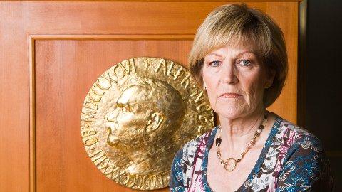 Inger-Marie Ytterhorn er død, 79 år gammel.