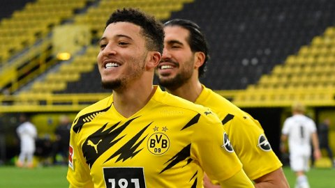 Jadon Sancho kan bli solgt denne sommeren, bekrefter Borussia Dotmund-sjef.