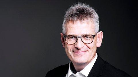 AUTOSTORE-SJEF: Karl Johan Lier kan konstatere at Autostore nå er verdsatt til 65 milliarder kroner.