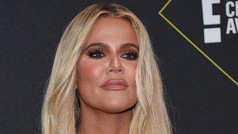 FORSØKER Å FÅ KONTROLL: Khloé Kardashian har gått drastisk til verks for å få kontroll på et bikinibilde som har havnet på avveie.