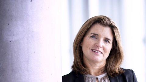 FLERE FÅR RESTSKATT: Etter koronaåret 2020 bør noen punkter i skattemeldingen sjekkes ekstra nøye av dem som har fått restskatt, oppfordrer skattedirektør Nina Schanke Funnemark.