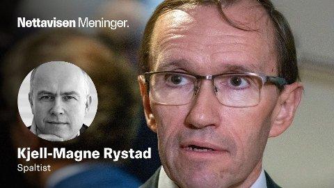 Espen Barth Eide er klimapolitisk talsperson i Arbeiderpartiet.