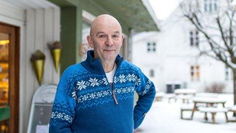 TÅLMODIG: Ole Bjarne Amdahl måtte kjempe i to og et halvt år før han endelig fikk ytelsene han hadde krav på fra Nav. Foto: Frode Grimelid / Firda.