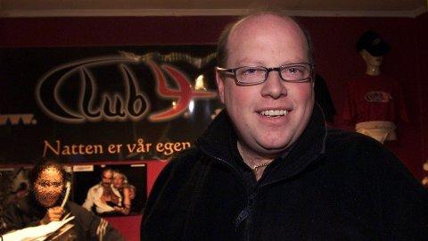 TILTALT: Club 4-sjef, Tom Ketil Krogstad (35) er tiltalt for hallikvirksomhet.