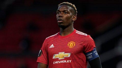 LØNNSKRAV: Paul Pogba skal ha fortalt Manchester United hva han ønsker i lønn for å bli værende i klubben.