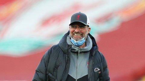 Liverpool manager Jurgen Klopp uttalte seg før kampen mot Leeds mandag kveld.