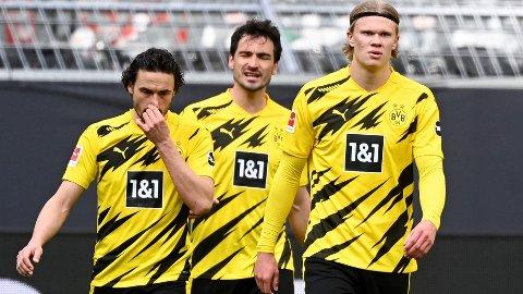 Ekspertene hos Norsk Tipping har satt odds på hvor Erling Braut Haaland spiller neste sesong.
