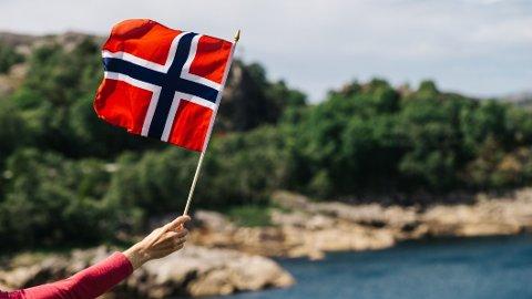Norge, mitt Norge. Vi må feire 17. mai i år også.