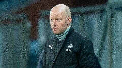 Godset kvittet seg med trener Henrik Pedersen tidligere i april.