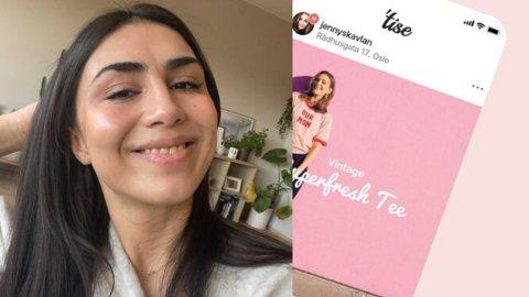 OPPGITT: Shadi Christina Yazdani tar et oppgjør med det hun kaller en ukultur på Tise.