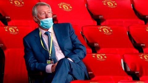 Sir Alex Ferguson har en favoritt i Manchester United-laget.