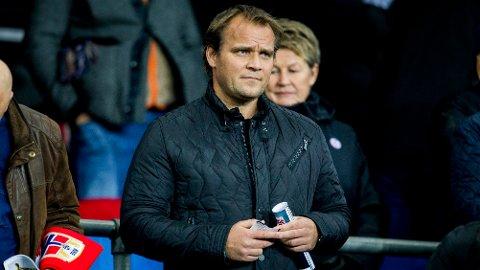 Hans Erik Ødegaard skal trene Sandefjord i Eliteserien denne sesongen.