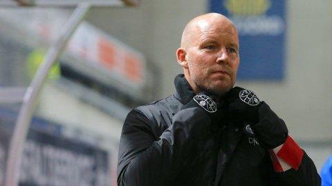 Tidligere Strømsgodset-trener Henrik Pedersen var ferdig i klubben i starten av april.