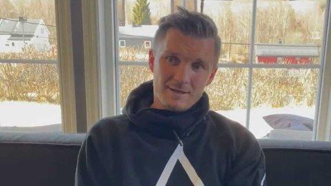 HACKET: Forrige uke ble Nils Arne Morkas Instagram-profil hacket. Det ble en dyr affære.