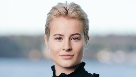 REAGERER PÅ SPEKULASJONER: Katharina G. Andresen reagerer på spekulasjoner rundt drapet på Frogner onsdag morgen. Hun etterspør respekt for de pårørende.