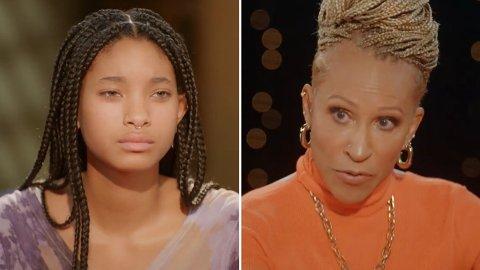 ÆRLIG: Når Willow Smith forteller til bestemoren at hun er polyamorøs, blir hun møtt med forvirring.