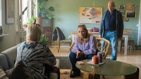 Den nye TV-serien Pørni har fått strålende kritikker.