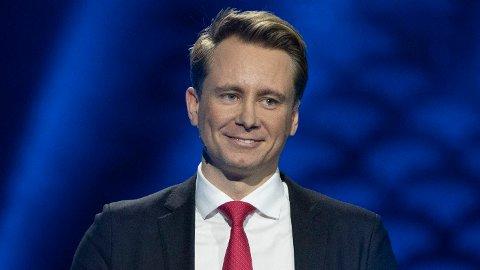 HORIZONS-SJEF: Kristian Røkke, Kjell Inge Røkkes sønn, er administrerende direktør i Aker Horizons.