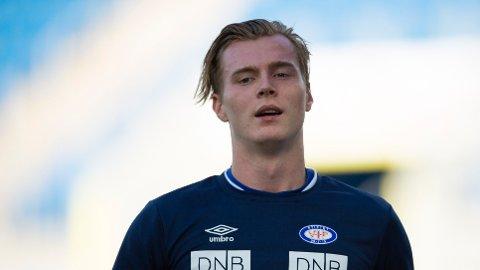 Vålerengas keeper Kristoffer Klaesson er Oslo-klubbens førstevalg mellom stengene.