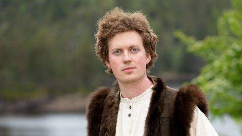 POPULÆR: Öde Nerdrum er blitt en svært populær mann etter sin deltakelse på Farmen Kjendis.
