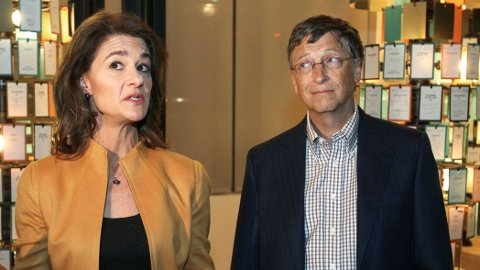 SLUTT: Melinda og Bill Gates skilles etter 27 års ekteskap. Nå kommer det frem nye påstander om årsaken.