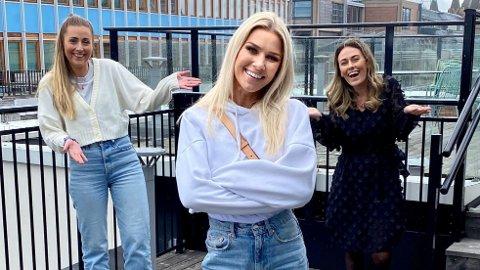 NY GJEST: Eveline Karlsen, en av Norges største beauty-influensere, gjester ukens episode av Nettavisen podkasten«Schendis».