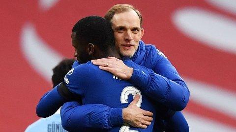 Chelsea-manager Thomas Tuchel har tatt flere poeng i snitt i Premier League enn managerlegenden Sir Alex Ferguson.