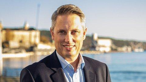 MONOPOL: – Dagens spillmonopol er laget for en tid uten internett, sier generalsekretær Carl Fredrik Stenstrøm i Norsk bransjeforening for onlinespill.