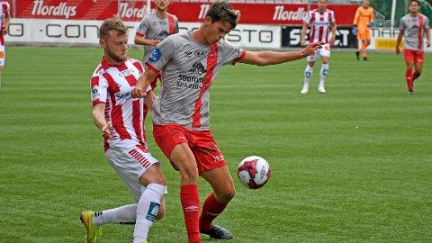 Lasse Nordås skifter klubb og blir Bodø/Glimt-spiller.