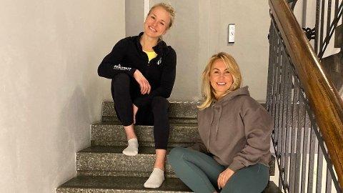 Silje og Bettina Kojan snakker om alt som er deilig og positivt med mat.