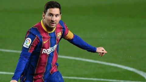 RYKTER: Forrige sommer ville Lionel Messi forlate Barcelona, men han endte likevel opp med å bli værende i klubben. Hva skjer med argentineren denne sommeren?