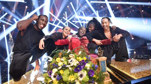 KLAR FOR EUROVISION: Tusse Chiza representerer Sverige i årets Eurovision Song Contest.