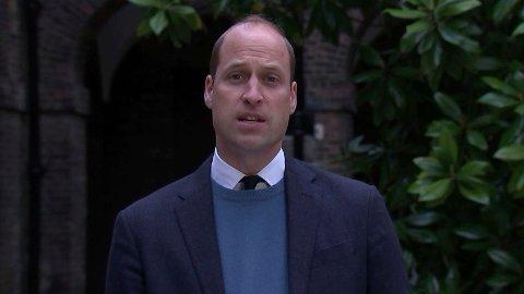 Prins William sier i en uttalelse at BBC sterkt bidro til morens frykt, paranoia og isolasjon.