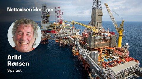 OLJEPRODUKSJON: Skal vi leite etter enda mer olje?