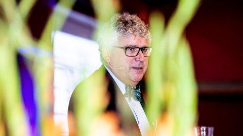 IKKE IMPONERT: Mange mener Norge må si nei til alle nye olje- og gassfelt i lys av IEAs veikart mot nullutslipp i 2050. Okea-sjef Erik Haugane kaller rapporten«uforpliktende politiske drømmerier».