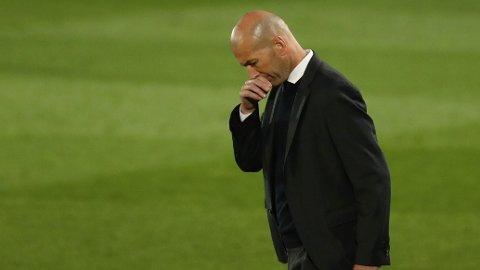 Real Madrid og Zinedine Zidane må vinne mot Villarreal, og Atletico Madrid må snuble mot Real Valladolid, om Real Madrid skal kunne ta sitt 35. La Liga-gull.