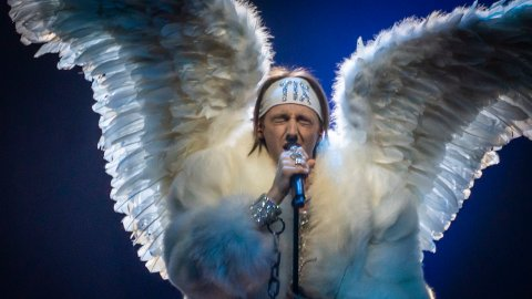 FINALE: TIX representerer Norge i Eurovision Song Contest med låten «Fallen Angel».