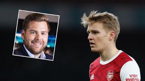 ADVARER: Petter Veland advarer Martin Ødegaard mot å dra på et nytt utlån kommende sesong.