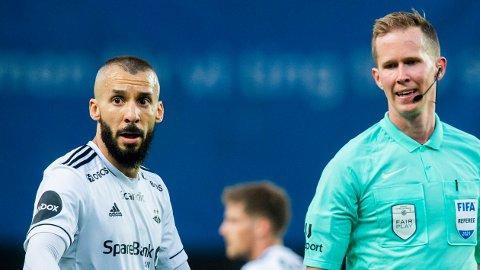 PÅ LAGET: Rosenborg-spiss Guillermo Molins.