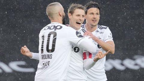 Kristoffer Zachariassenog Rosenborg er blant våre sikre på ukens midtukekupong.